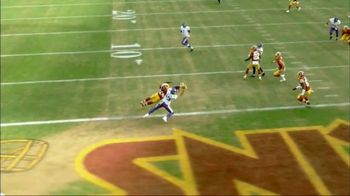 NFL freeD Highlights TV Spot, 'See Every Side of the Play' - Thumbnail 5