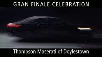 Maserati Gran Finale Celebration TV Spot, 'Everything But Ordinary' [T2] - Thumbnail 1