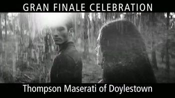 Maserati Gran Finale Celebration TV Spot, 'Everything But Ordinary' [T2] - Thumbnail 3