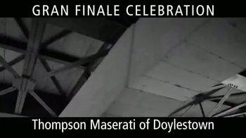 Maserati Gran Finale Celebration TV Spot, 'Everything But Ordinary' [T2] - Thumbnail 5