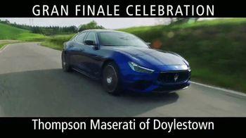 Maserati Gran Finale Celebration TV Spot, 'Everything But Ordinary' [T2] - Thumbnail 6
