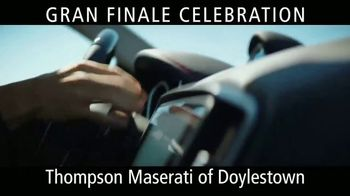 Maserati Gran Finale Celebration TV Spot, 'Everything But Ordinary' [T2] - Thumbnail 7