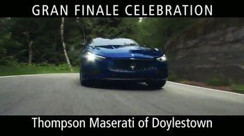 Maserati Gran Finale Celebration TV Spot, 'Everything But Ordinary' [T2] - Thumbnail 8