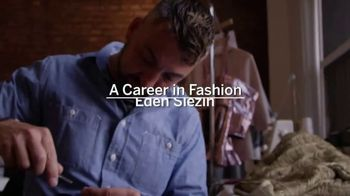 Academy of Art University TV Spot, 'Career in Fashion: A Student's Journey' - Thumbnail 3