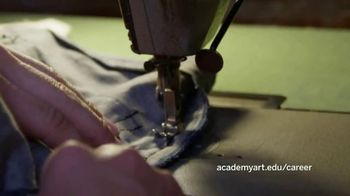Academy of Art University TV Spot, 'Career in Fashion: A Student's Journey' - Thumbnail 7