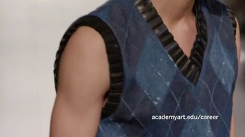 Academy of Art University TV Spot, 'Career in Fashion: A Student's Journey' - Thumbnail 8