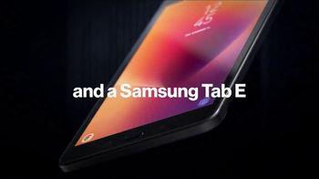 Verizon Unlimited TV Spot, 'Drummer: Samsung' - Thumbnail 5