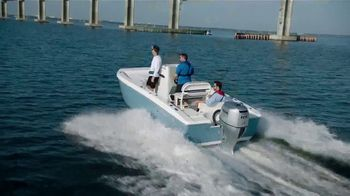 Honda Marine Power of Boating Celebration TV Spot, 'Power Up'