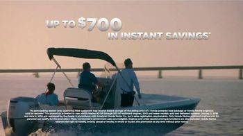 Honda Marine Power of Boating Celebration TV Spot, 'Power Up' - Thumbnail 8