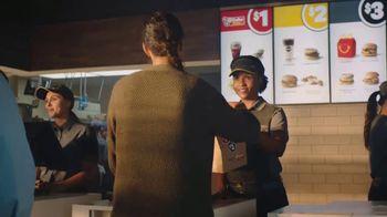 McDonald's $1 $2 $3 Dollar Menu TV Spot, 'Office Kleptos: McChicken' - Thumbnail 1