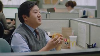 McDonald's $1 $2 $3 Dollar Menu TV Spot, 'Office Kleptos: McChicken' - Thumbnail 8