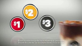 McDonald's $1 $2 $3 Dollar Menu TV Spot, 'Grocery Store' - Thumbnail 10