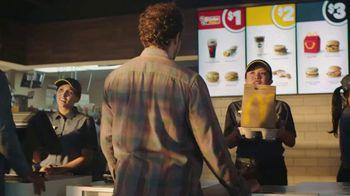 McDonald's $1 $2 $3 Dollar Menu TV Spot, 'Grocery Store' - Thumbnail 6