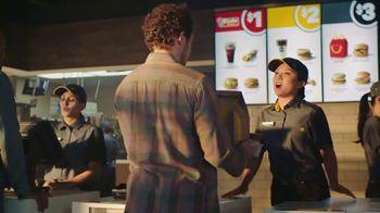 McDonald's $1 $2 $3 Dollar Menu TV Spot, 'Grocery Store' - Thumbnail 7