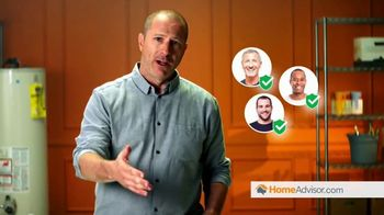 HomeAdvisor App TV Spot, 'Multitasking' - 10953 commercial airings