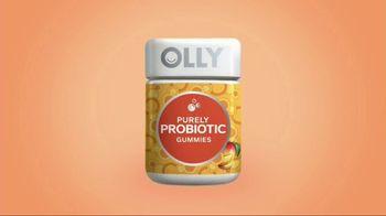 Olly Purely Probiotic Gummies TV Spot, 'Balance' - Thumbnail 1