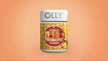 Olly Purely Probiotic Gummies TV Spot, 'Balance' - Thumbnail 6