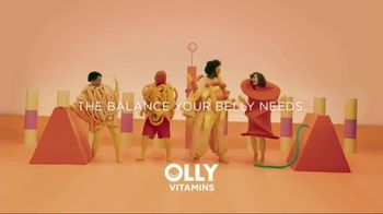 Olly Purely Probiotic Gummies TV Spot, 'Balance' - Thumbnail 5