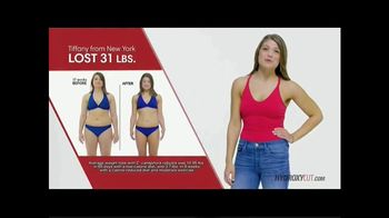 Hydroxy Cut Weight Loss Gummies TV Spot, 'Tiffany'