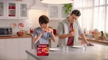 Hot Pockets TV Spot, 'Hearty Snacks' - Thumbnail 9