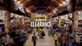 Cabela's Midwinter Clearance Sale TV Spot, 'Sweaters and Base Layers' - Thumbnail 3