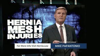 Levin Papantonio TV Spot, 'Hernia Mesh Injuries' - Thumbnail 4