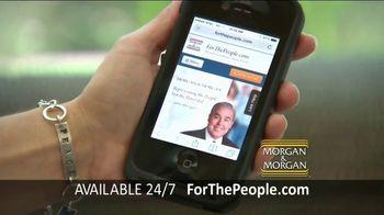 Morgan and Morgan Law Firm TV Spot, 'Hardship' - Thumbnail 9
