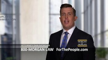 Morgan and Morgan Law Firm TV Spot, 'Employee Discrimination' - Thumbnail 1