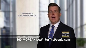 Morgan and Morgan Law Firm TV Spot, 'Employee Discrimination' - Thumbnail 2