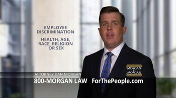 Morgan and Morgan Law Firm TV Spot, 'Employee Discrimination' - Thumbnail 4