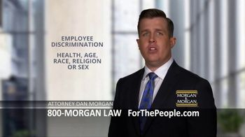 Morgan and Morgan Law Firm TV Spot, 'Employee Discrimination' - Thumbnail 6