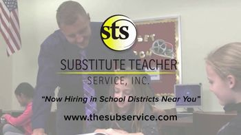 Substitute Teacher Service TV Spot, 'Hiring in Your Area' - Thumbnail 9