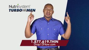 Nutrisystem Turbo for Men TV Spot, 'Got a Beer Belly?'