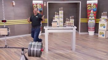 Flex Glue TV Spot, 'Any Project Big or Small'