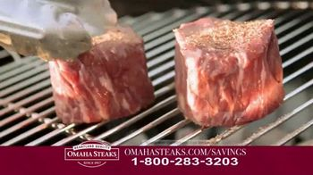 Omaha Steaks Savings Celebration Package TV Spot, 'Hooked' - Thumbnail 2