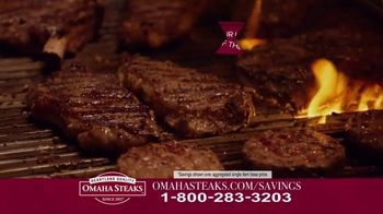 Omaha Steaks Savings Celebration Package TV Spot, 'Hooked' - Thumbnail 3