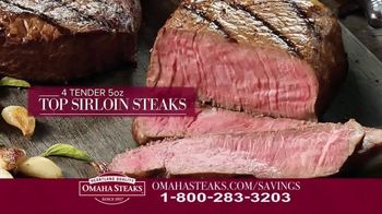 Omaha Steaks Savings Celebration Package TV Spot, 'Hooked' - Thumbnail 4