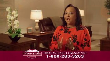 Omaha Steaks Savings Celebration Package TV Spot, 'Hooked' - Thumbnail 6