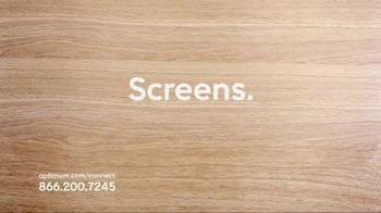 Optimum TV Spot, 'Screens Are Everywhere' - Thumbnail 1