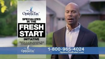 Optima Tax Relief Fresh Start Initiative TV Spot, 'Options' - Thumbnail 2