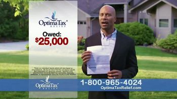 Optima Tax Relief Fresh Start Initiative TV Spot, 'Options' - Thumbnail 5