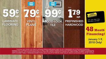 Lumber Liquidators TV Spot, 'The New Year's Makeover Look' - Thumbnail 10