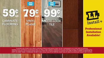 Lumber Liquidators TV Spot, 'The New Year's Makeover Look' - Thumbnail 9