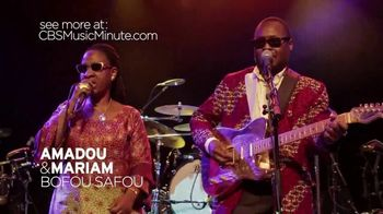 Jack in the Box TV Spot, 'Music Minute: Amadou & Mariam' - Thumbnail 9