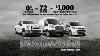 Ford TV Spot, 'Don't Sweat It' [T2] - Thumbnail 9