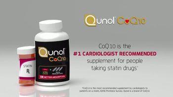 Qunol CoQ10 TV Spot, 'No. 1 Cardiologist Recommended'