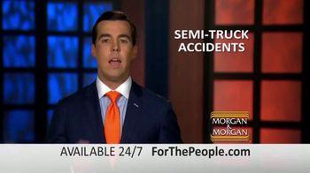Morgan and Morgan Law Firm TV Spot, 'Semi-Truck Accidents: Advice' - Thumbnail 1
