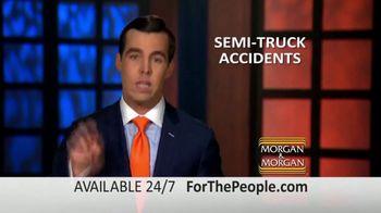 Morgan and Morgan Law Firm TV Spot, 'Semi-Truck Accidents: Advice' - Thumbnail 10