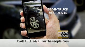 Morgan and Morgan Law Firm TV Spot, 'Semi-Truck Accidents: Advice' - Thumbnail 5