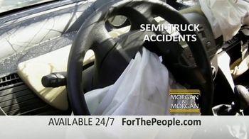 Morgan and Morgan Law Firm TV Spot, 'Semi-Truck Accidents: Advice' - Thumbnail 6